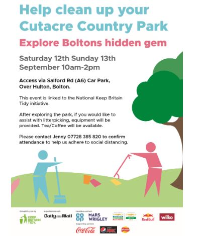 Over Hulton: Cut Acre Country Park